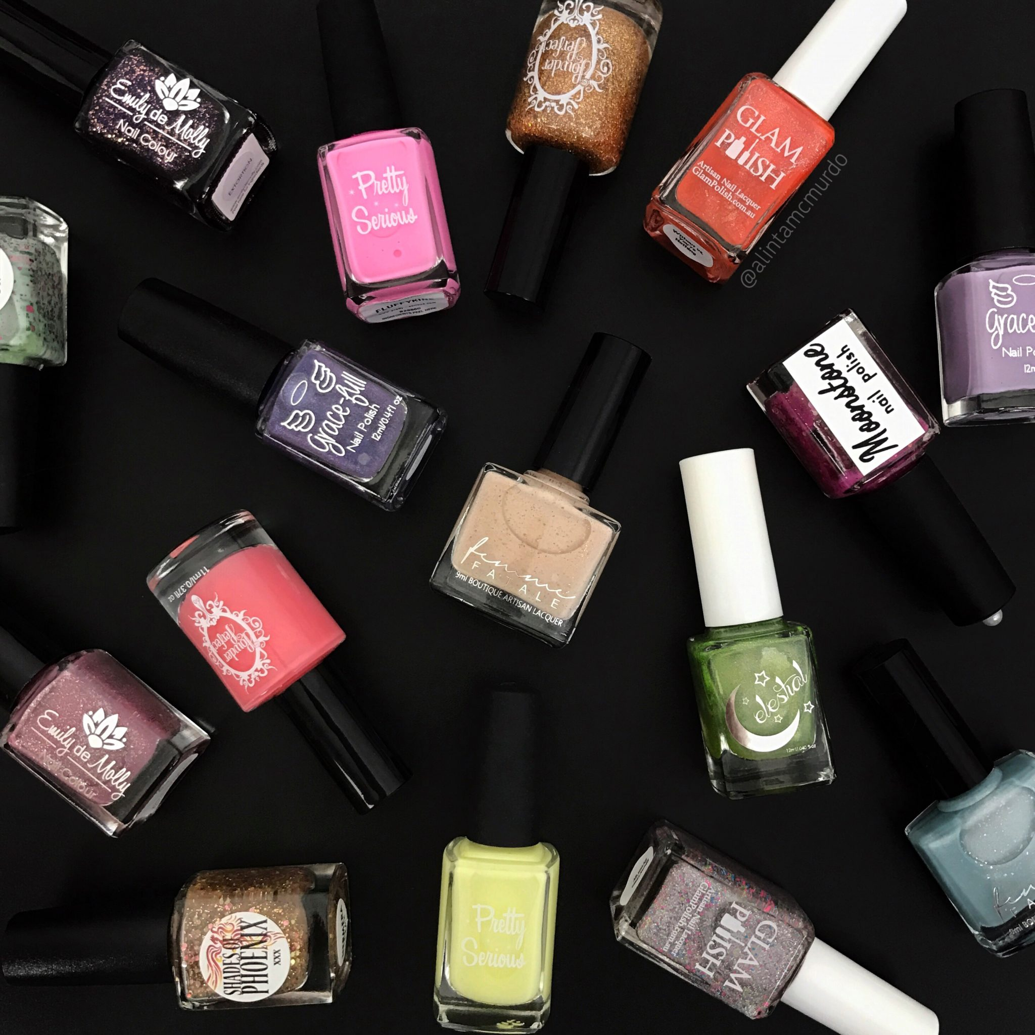 Aussie indie nail polish brands guide - Polish and Paws