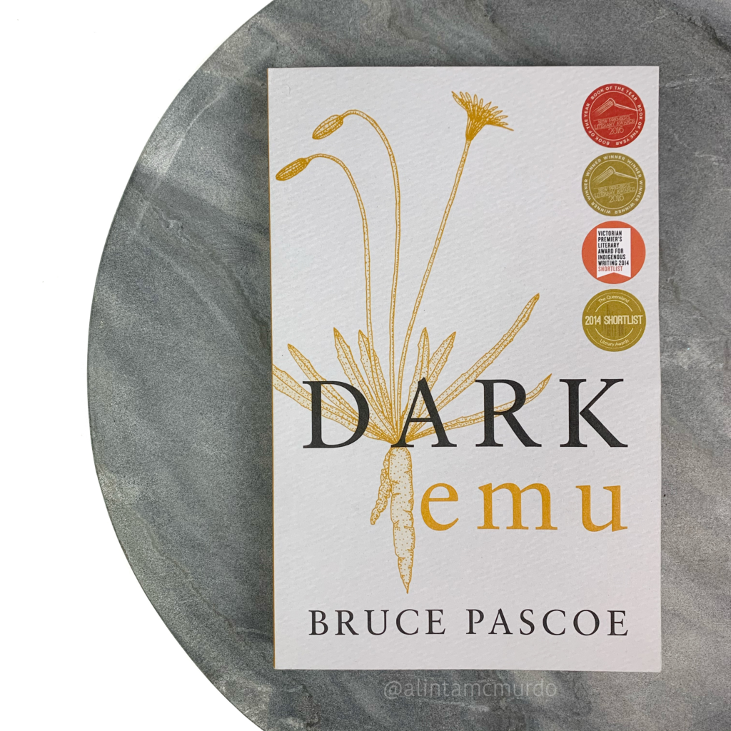 Dark Emu by Bruce Pascoe - Cruelty Free Indigenous Beauty and Wellness Brands in Australia - Love Alinta blog